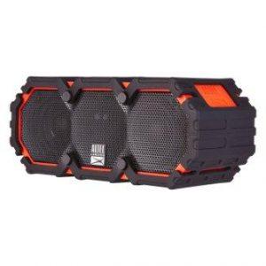 Altec Lansing iMW577 Life Jacket 2 Bluetooth Wireless Speaker (Red)