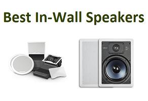 best in-wall speakers