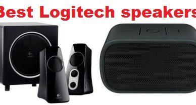Best Logitech speakers
