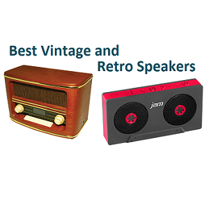 The Top Best Vintage Speakers In 2018 Techsounded