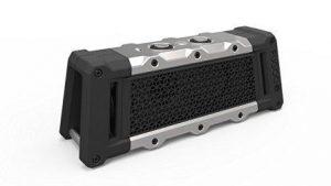 FUGOO Tough – Portable, Waterproof, Rugged Bluetooth Wireless Go Anywhere Speaker