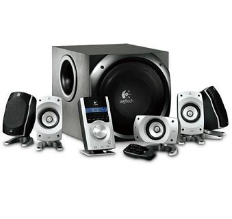 Logitech Z 5500 Thx Certified 5 1 Digital Surround Sound