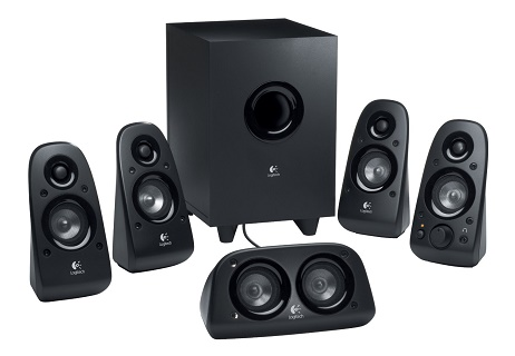 logitech z506 surround sound home theater speaker system amazoncom logitech z906 surround sound speakers