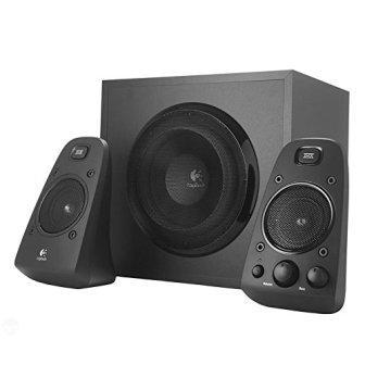 Logitech Z623 200 Watt 2.1 Speaker System