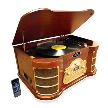 pyle-ptcd54ub-bluetooth-vintage-classic-style-turntable-speaker-system