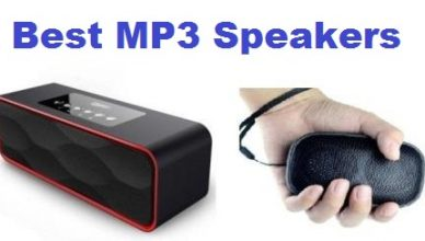 Top 10 Best MP3 Speakers in 2017 - The complete guide