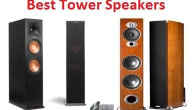 Top 10 Best Tower Speakers in 2017