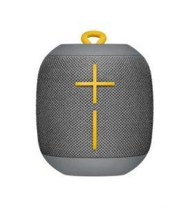 UE WONDERBOOM Super Portable Waterproof Bluetooth Speaker (Stone Grey)