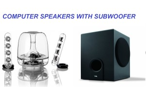 the best computer speakers with subwoofer v1