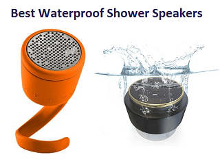 best waterproof shower speakers
