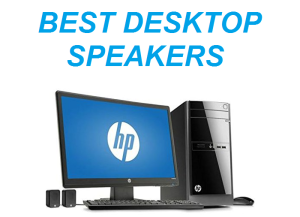 best desktop speakers v1
