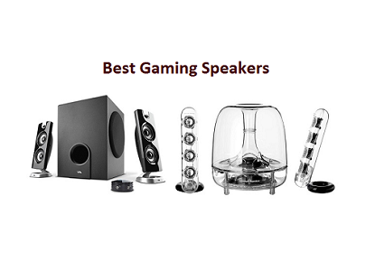 The Best Gaming Speakers