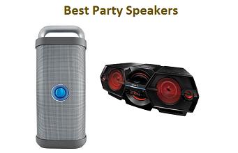 Best Party Speakers