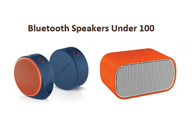 best bluetooth speakers under 100 in 2018 techsounded. Black Bedroom Furniture Sets. Home Design Ideas