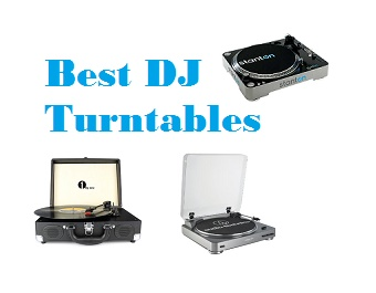 Top 10 Best DJ Turntables in 2018 | TECHSOUNDED