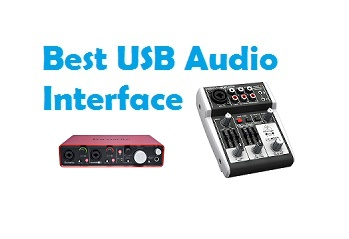 best USB audio interface
