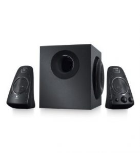 Logitech Z623 200 Watt Home Speaker System 2.1 Speaker System 273x300?x88926 top 10 best 2 1 speakers in 2017 techsounded 2.1 PC Speakers at cos-gaming.co