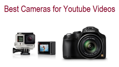 Best Cameras for Youtube Videos