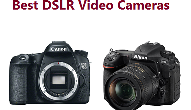 Best DSLR Video Cameras