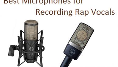 Best Microphones for Recording Rap Vocals