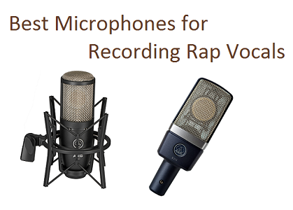 Best Microphones for Recording Rap Vocals