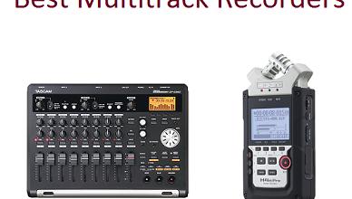 Best Multitrack Recorders