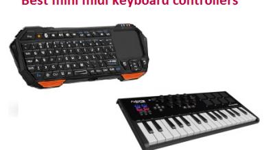 Best mini midi keyboard controllers