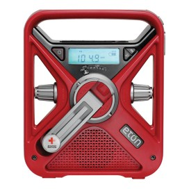Eton American Red Cross FRX3 Hand Crank NOAA AMFM Weather Alert Radio