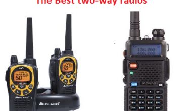 The Best two-way radios