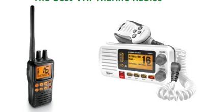 The best VHF marine radios