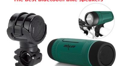 The best bluetooth bike speakers
