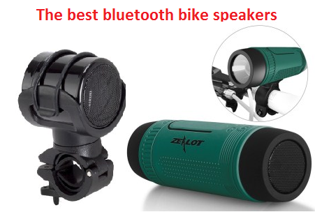 top 10 best bluetooth bike speakers in 2018 complete. Black Bedroom Furniture Sets. Home Design Ideas
