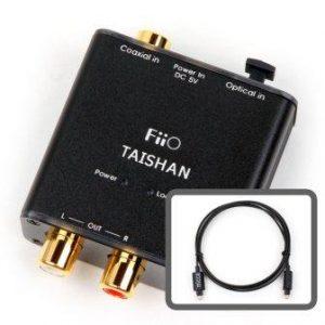 FiiO D3 (D03K) Digital to Analog Audio Converter