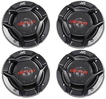 JVC CS-DR620 6.5″ 600 Watt 2-Way Car Audio Speakers