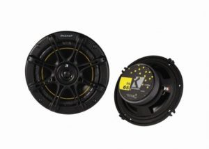Kicker DS65 6.5″ Coax Speakers