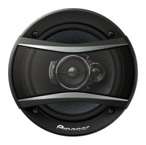 Pioneer TS-A1676R 6.5-Inch 3-Way Speaker Pair