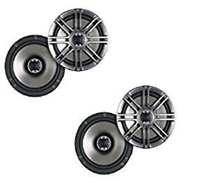 Polk Audio DB651 6.5″6.75″ 2-Way Marine Certified db Series Car Speakers with Liquid Cooled Silk Tweeters