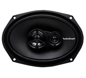 Rockford Fosgate R169X3 Prime 6 x 9 Inch 3-Way Full-Range Coaxial Speaker