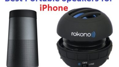 Top 10 Best Portable Speakers for iPhone in 2017