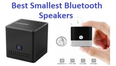Top 10 Best Smallest Bluetooth Speakers in 2017