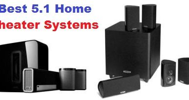 Top 15 Best 5.1 Home Theater Systems in 2017 - Complete Guide