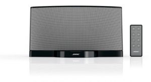 Bose®SoundDock Series II 30-Pin iPodiPhone Speaker Dock (Black)