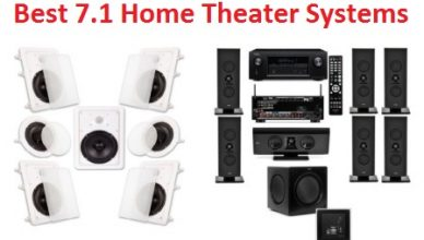 Top 15 Best 7.1 Home Theater Systems in 2017 - Complete Guide