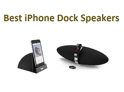 Top 15 Best iPhone Dock Speakers in 2019 - Complete Guide