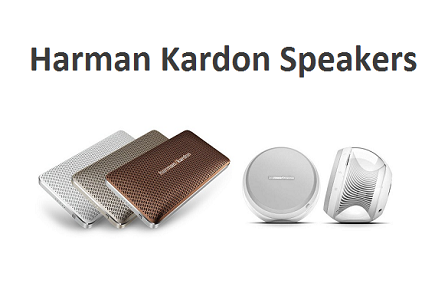 Harman Kardon Speakers Techsounded