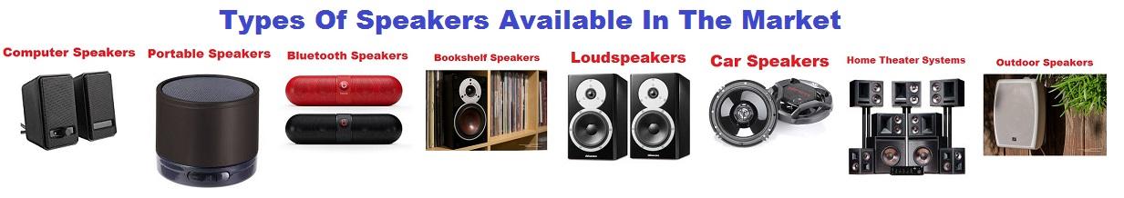 Top 30 Best Audio Speaker Brands | TECHSOUNDED