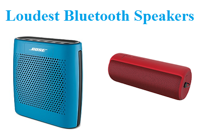 Loudest Bluetooth Speakers In 2020 Techsounded