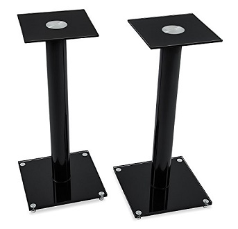 Mount It MI 58B Speaker Stands