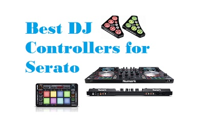 Top 10 Best DJ Controllers for Serato in 2019 | TECHSOUNDED