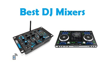 top 15 of the best dj mixers in 2018 ultimate guide techsounded. Black Bedroom Furniture Sets. Home Design Ideas